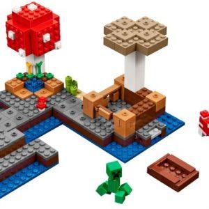 Lego Minecraft 21129 Sienisaari