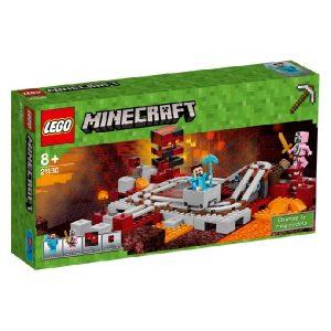 Lego Minecraft 21130 Hornarautatie