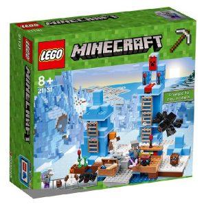 Lego Minecraft 21131 Jääpuikot