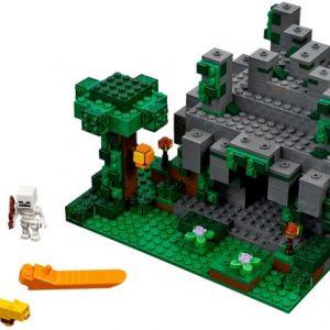 Lego Minecraft 21132 Viidakkotemppeli
