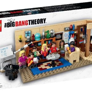 Lego 21302 The Big Bang Theory