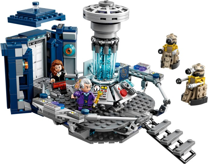 Lego 21304 Doctor Who
