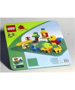 Lego Duplo 2304 Suuri vihreä rakennuslevy