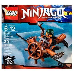 Lego Ninjago 30421 Skybound Plane