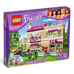 Lego Friends 3315 Olivian Talo