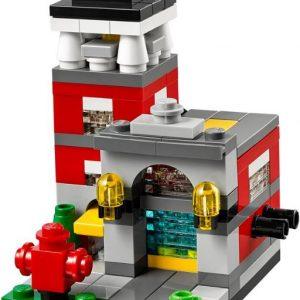 Lego 40182 Bricktober Fire Station