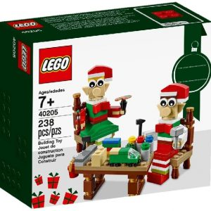 Lego 40205 Elves' Workshop