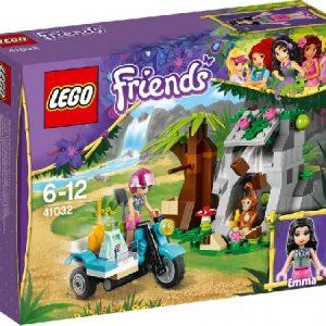 Lego Friends 41032 Viidakon Ensiapupyörä