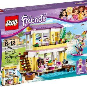 Lego Friends 41037 Stephanien Rantahuvila