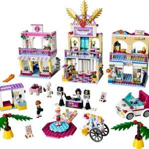 Lego Friends 41058 Heartlaken Ostoskeskus