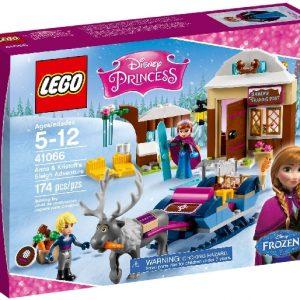 Lego Disney Princess 41066 Annan ja Kristoffin Reki