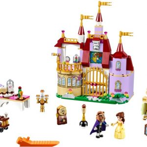Lego Disney Princess 41067 Bellen Lumottu Linna