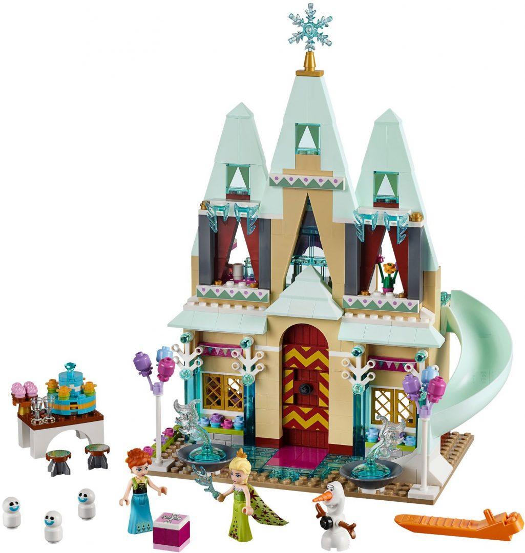 Lego Disney Princess 41068 Arendelin Linnajuhlat