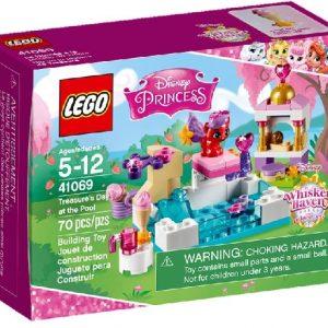Lego Disney Princess 41069 Treasuren Päivä Altaalla