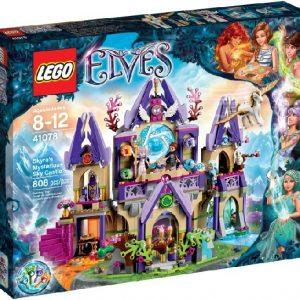 Lego Elves 41078 Skyran Salaperäinen Taivaslinna