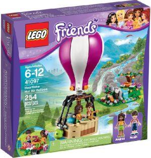 Lego Friends 41097 Heartlaken Kuumailmapallo