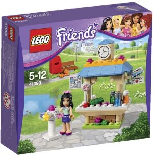 Lego Friends 41098 Emman Turistikioski