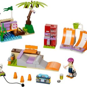 Lego Friends 41099 Heartlaken Skeittipuisto