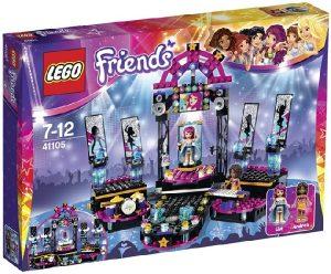 Lego Friends 41105 Poptähden Esiintymislava