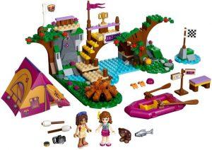Lego Friends 41121 Seikkailuleirin Koskenlasku
