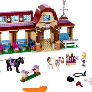 Lego Friends 41126 Heartlaken Ratsastuskoulu