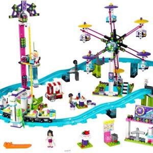 Lego Friends 41130 Huvipuiston Vuoristorata