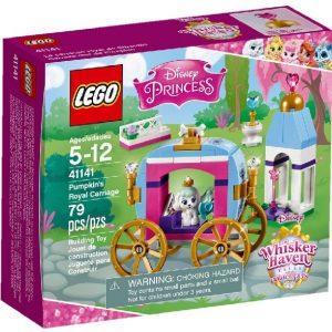 Lego Disney Princess 41141 Pumpkinin Kuninkaalliset Vaunut