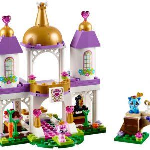 Lego Disney Princess 41142 Palatsin Lemmikit ja Kuninkaallinen L