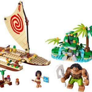 Lego Disney Princess 41150 Vaianan Merimatka