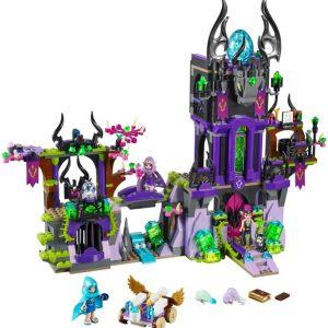 Lego Elves 41180 Raganan Taianomainen Varjolinna