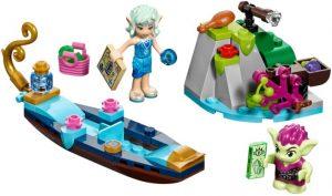 Lego Elves 41181 Naidan Gondoli ja Rosvomenninkäinen