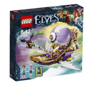Lego Elves 41184 Airan Ilmalaiva ja Amuletin Metsästys