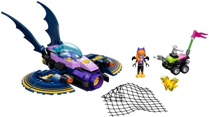 Lego DC Super Heroes Girls 41230 Batgirl ja Takaa-ajo Lepakkosui