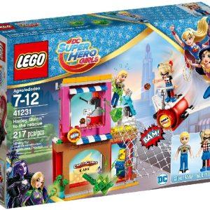 Lego DC Super Heroes Girls 41231 Harley Quinn Tulee Apuun