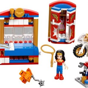 Lego DC Super Heroes Girls 41235 Ihmenainen ja Asuntola