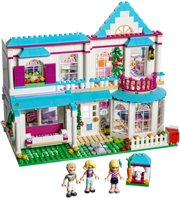 Lego Friends 41314 Stephanien Talo