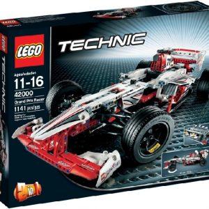 LLego Technic 42000 Mestaruuskilpuri