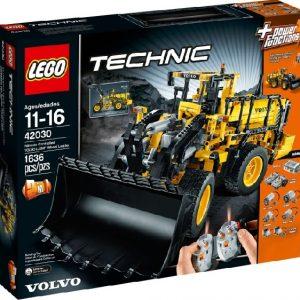 Lego Technic 42030 Kauko-Ohjattava Volvo L350F Pyöräkuormaaja