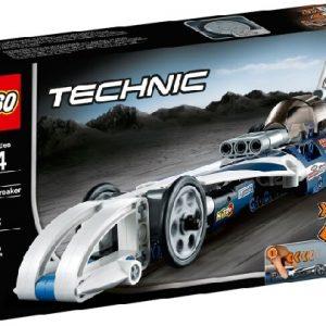 Lego Technic 42033 Ennätystenrikkoja