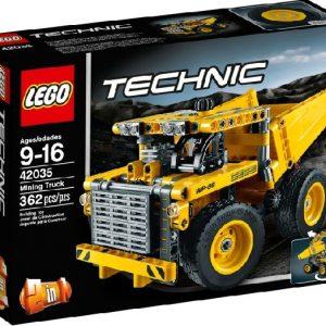 Lego Technic 42035 Kaivoskuorma-auto