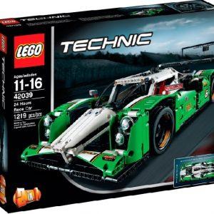 Lego Technic 42039 24 Tunnin kilpa-auto