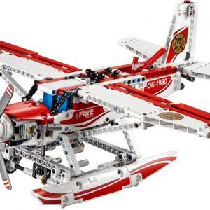 Lego Technic 42040 Sammutuslentokone