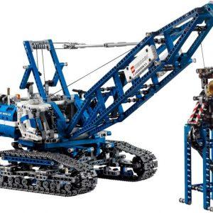 Lego Technic 42042 Telanosturi