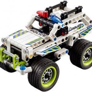 Lego Technic 42047 Poliisiauto