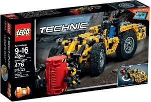 Lego Technic 42049 Kaivoskuormaaja