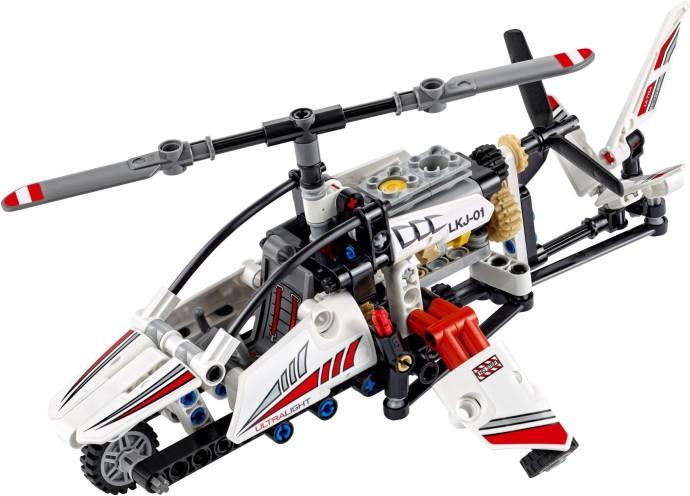 Lego Technic 42057 Ultrakevyt Helikopteri