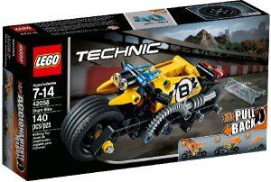Lego Technic 42058 Stunttipyörä