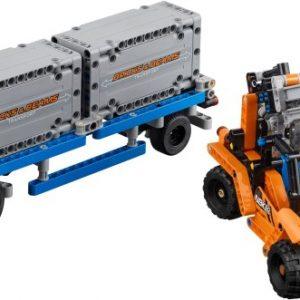 Lego Technic 42062 Konttipiha