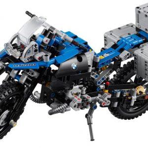 Lego Technic 42063 BMW R 1200 Adventure