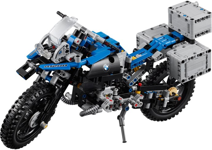 Lego Technic 42063 BMW R 1200 Adventure